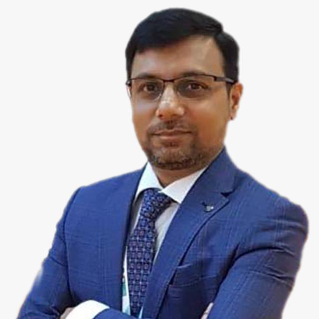 Dr. Syed Hammad Tirmazy